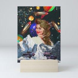 I'm the Universe Mini Art Print