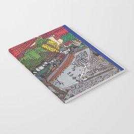 Jills Street - New York Notebook
