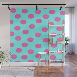 I Think These Are Donuts Wall Mural