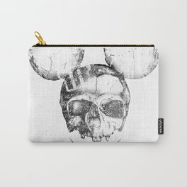 Mickey Skull Carry-All Pouch