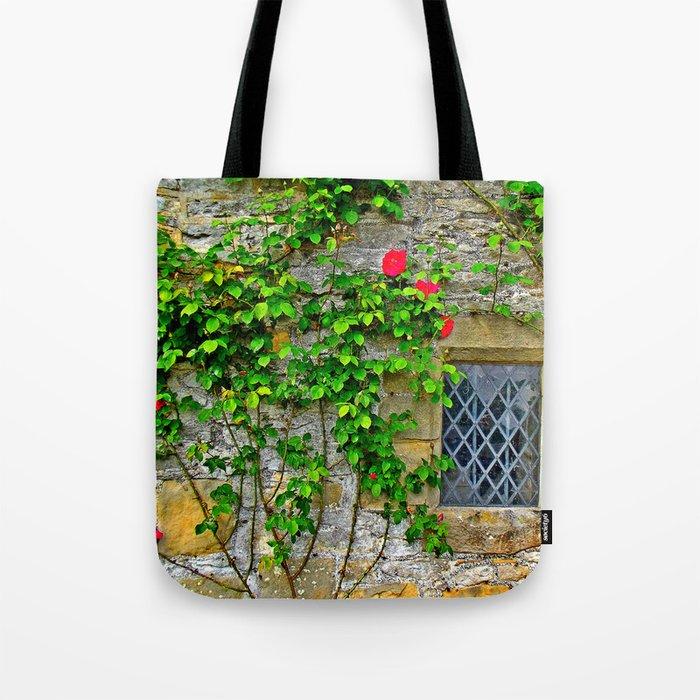 English Castle Tote Bag