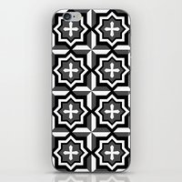 cross iPhone & iPod Skins featuring cross by ErDavid