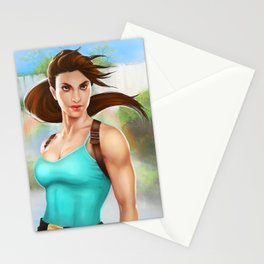 20 Years of Tomb Raider Stationery Cards