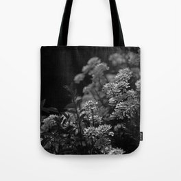 Edelweiss by Moonlight Tote Bag
