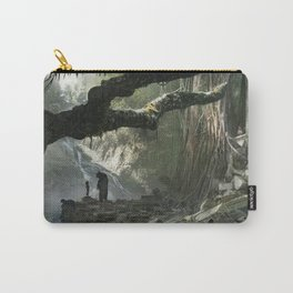 La Jungle Carry-All Pouch