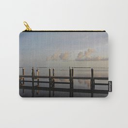 Glimmers Like Glass Carry-All Pouch
