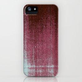 SCRATCHES / Three iPhone Case