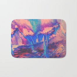 Abstruso#1 Bath Mat