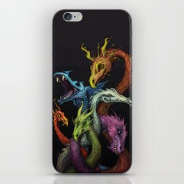 Serpents iPhone Skin