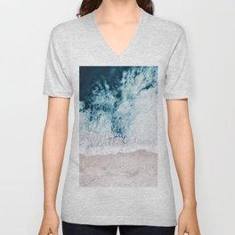 Ocean Fade Unisex V-Neck
