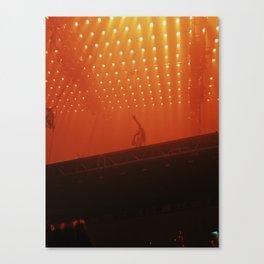 Under Orange Canvas Print