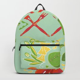 Cucina Italiana Backpack