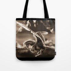 Aloft Tote Bag