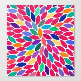 Lovely Pattern III Canvas Print