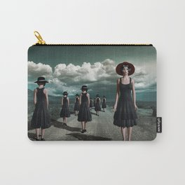 Road of girls Carry-All Pouch
