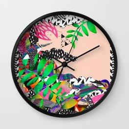 Tedders <3 Wall Clock