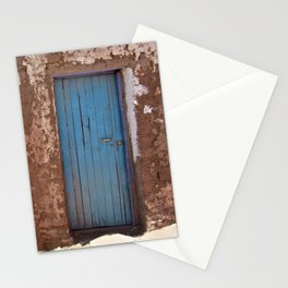 The door E Stationery Cards