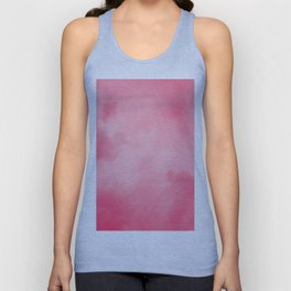 Pink Clouds Unisex Tank Top