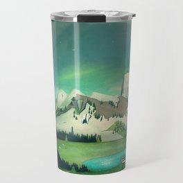 Alpine Enchantment Travel Mug