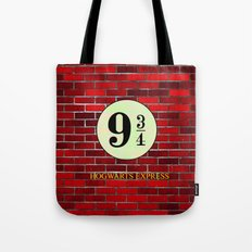 Hogwarts Express Tote Bag