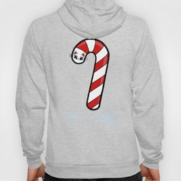 Catty Cane - Candy Cane Kitty Cat Hoody