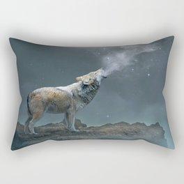 The Light of Starry Dreams Rectangular Pillow