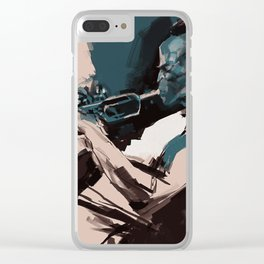 kind.of.blue Clear iPhone Case