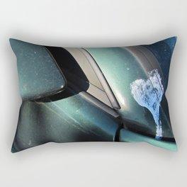 Love From Above Rectangular Pillow
