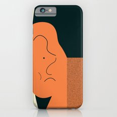 Angry talking makes the ear cranky iPhone 6s Slim Case