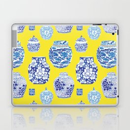 Chinoiserie Ginger Jar Collection No.2 Laptop & iPad Skin