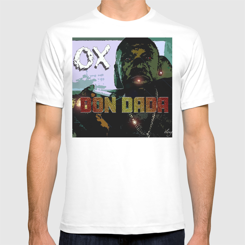 Ox T-shirt by Loveartt TSR8938403