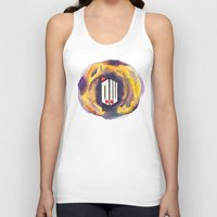 doctor who Tank Tops featuring Doctor Who by foreverwars