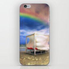 After Storm rainbows iPhone & iPod Skin