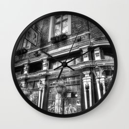 The Cockpit Pub London Wall Clock