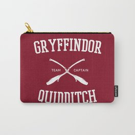 Hogwarts Quidditch Team: Gryffindor Carry-All Pouch