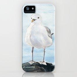 Seagull 2 iPhone Case