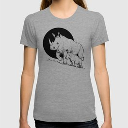 Mom and son T-shirt