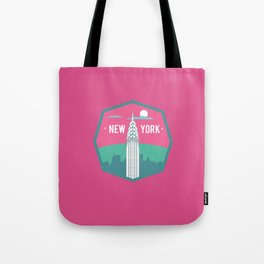 NEW YORK (I LOVE USA SERIE) Tote Bag