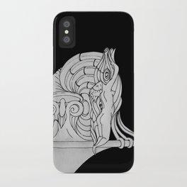 Ivory Tower (v3) iPhone Case