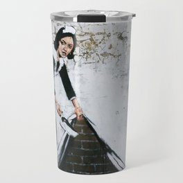 Banksy, Dirty Travel Mug