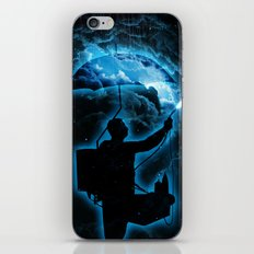 The Storm Breaker  iPhone & iPod Skin