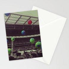 Coldplay at Wembley Stationery Cards