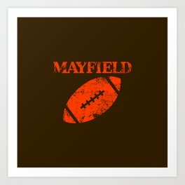 Mayfield Art Print