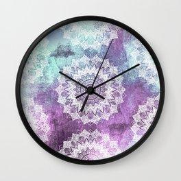 BOHOCHIC MANDALAS Wall Clock