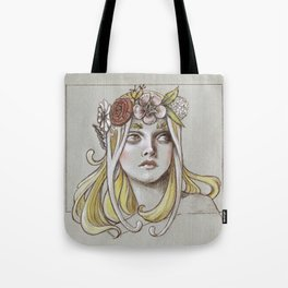 Yavanna the Queen of Earth Tote Bag