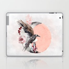 Visions Of Crystal Eyed Ravens Laptop & iPad Skin