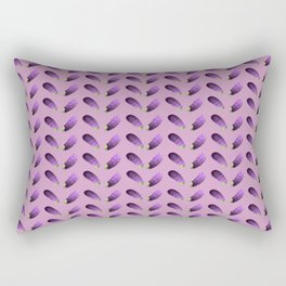 Painted aubergines, perfect for fall and thanksgiving! Many matching products in my shop! Rectangular Pillow
