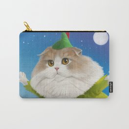 Peter Pan Cat Carry-All Pouch