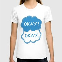tfios T-shirts featuring TFIOS Dots by All Things M