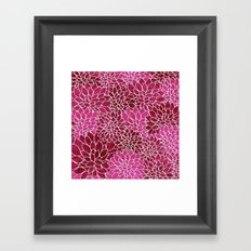 Floral Abstract 26 Framed Art Print